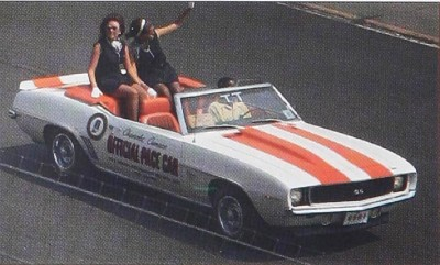 1969 Chevrolet Camaro Indy pace car