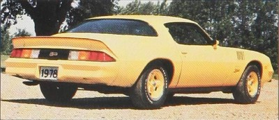 1978 Chevrolet Camaro | HowStuffWorks