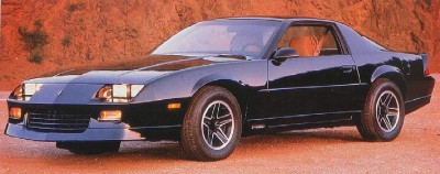1990 Chevrolet Camaro RS
