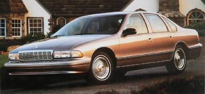 1996 Chevrolet Caprice | HowStuffWorks