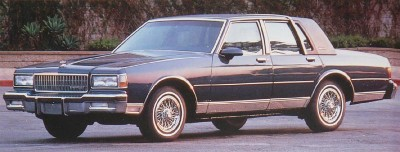 fantastic savings fantastic savings good selling 1988, 1989 Chevrolet Caprice | HowStuffWorks