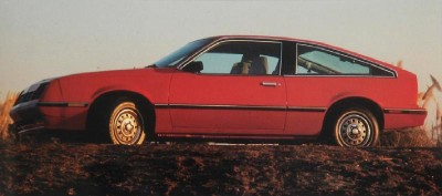 The 1982 Chevrolet Cavalier 2-door Hatchback, part of the 1982 Chevrolet Cavalier lineup.