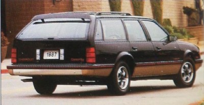 1987 Chevrolet Celebrity Eurosport wagon