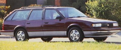 1988 Chevrolet Celebrity Eurosport wagon