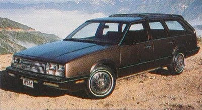 1984 Chevrolet Celebrity wagon