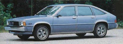 1984 Chevrolet Citation II