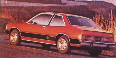 1980 Chevrolet Citation X-11