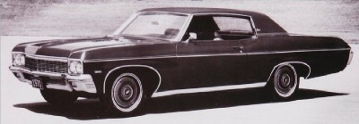 The 1970 Chevrolet Caprice remained the highest expression of Chevrolet luxury.