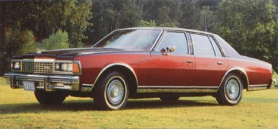 Chevrolet changed the 1978 Chevrolet Caprice Classic's grille and taillights.