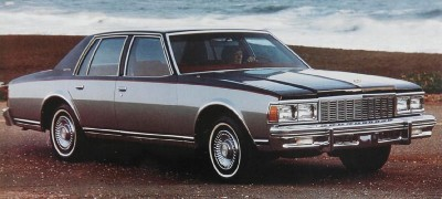 The 1979 Chevrolet Caprice Classic's most noticeable change was a subtly reworked grille and headlights.