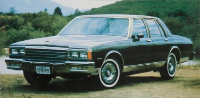 Despite rumors of its death, the 1983 Chevrolet Caprice Classic and similar Impala were the best-selling Chevys.