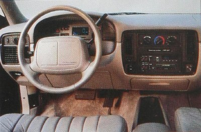 Unfortunately, the 1994 Chevrolet Impala SS offered no manual transmission, and to makes matters worse the gear shifter was on the steering column.