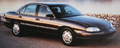 1996 Chevrolet Lumina base model