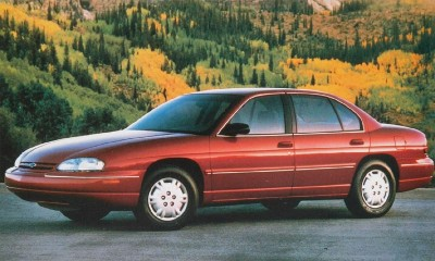 The restyled 1995 Lumina was praised for its appealing new body and its sensitive, convenient dash and instrumentation.