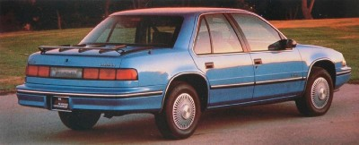 1992 Chevrolet Lumina base sedan