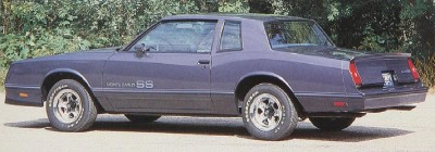 1984 Chevrolet Monte Carlo | HowStuffWorks