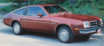 The 1979 Chevrolet Monza 2+2 Sport, part of the 1979 Chevrolet Monza line.