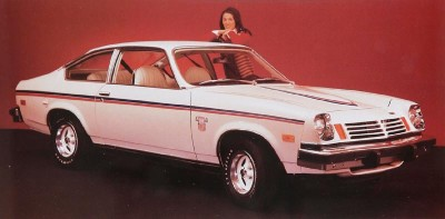 1974 Chevrolet Vega with Spirit of America trim package