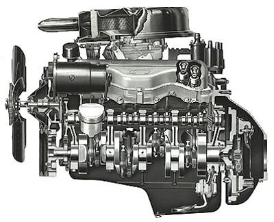 1961 283 Chevy Engine Diagram | Wiring Diagram