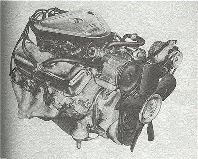 the first 454-cid mark iv enlargement arrived for 1970  shown is the 460