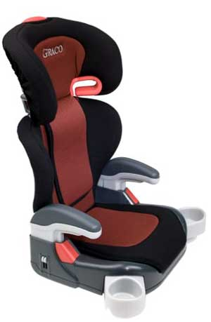 Booster Seats - How Child Car Seats Work