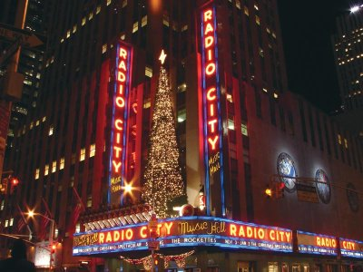 Christmas song trivia: During Radio City Music Hall Christmas Spectacular shows run, 2,500 pounds of