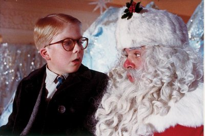 Sharpen your Christmas entertainment trivia knowledge with this tidbit: A Christmas Story is a classic holiday movie.