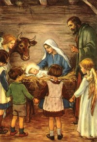 Broaden your religious Christmas trivia knowledge with this fact: the first live nativity scene dates back to 1223.