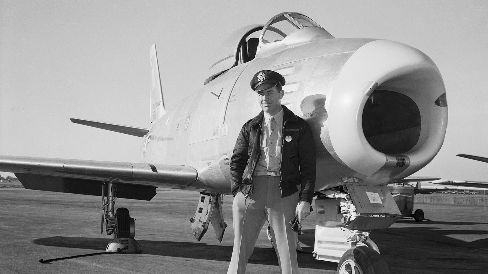 Why Chuck Yeager Might Be the Greatest Pilot of All Time