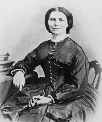 Clara Barton National Historic Site in Maryland