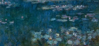 Green Reflections By Claude Monet Howstuffworks
