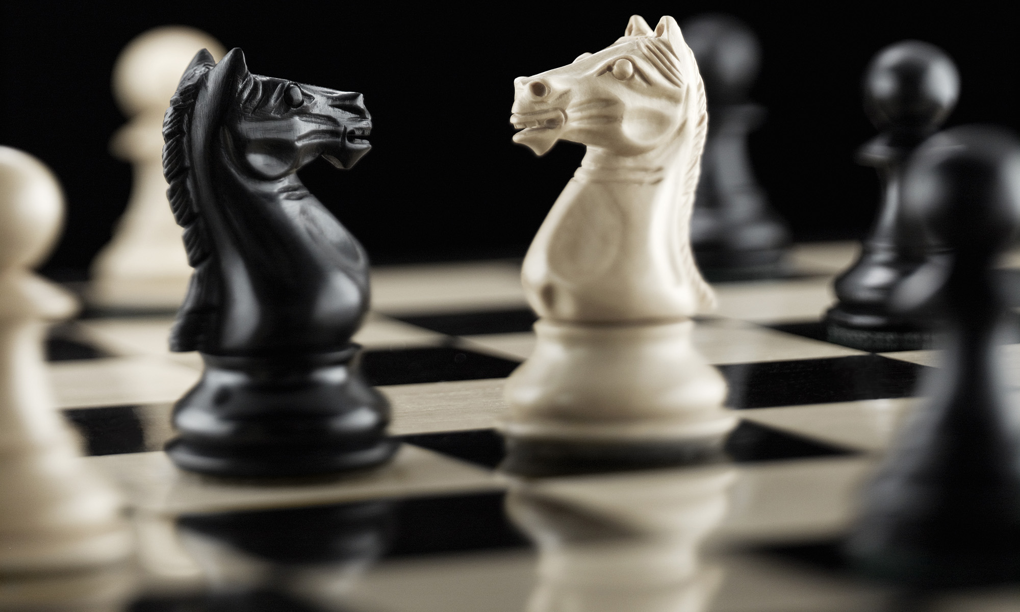 I, Chess Master - What computer defeated a champion chess