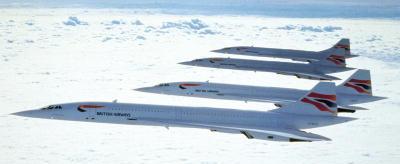 How Concordes Work