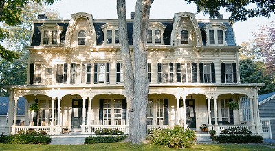 Cooperstown and nearby Oneda have several charming lodging options.