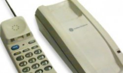 Inside a Cordless Telephone