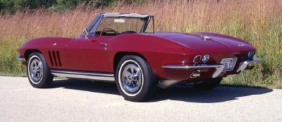 The 1961-62 Corvette model was lauded as one of the finest performance machines in the world.