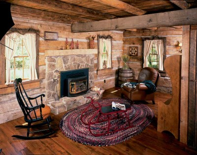 Country Decorating Idea Little House In The Big Woods Howstuffworks