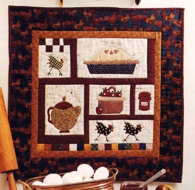 Country Scents Quilt Pattern