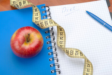 diet notebook