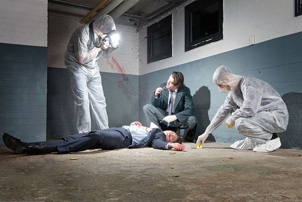 Types Of Crime Scene Photos Howstuffworks
