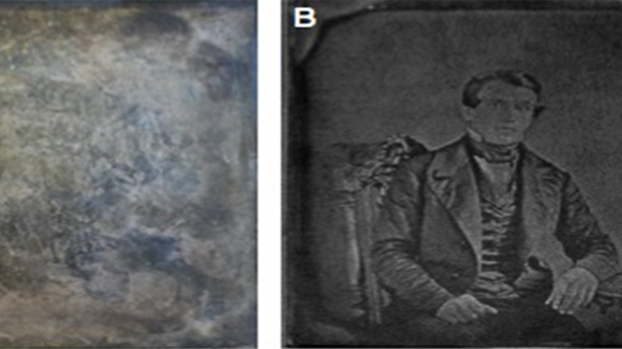 New Technology Revives Tarnished Daguerreotype Ghosts