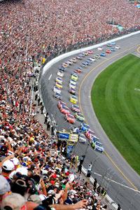 Daytona International Speedway The World Center Of Racing Howstuffworks