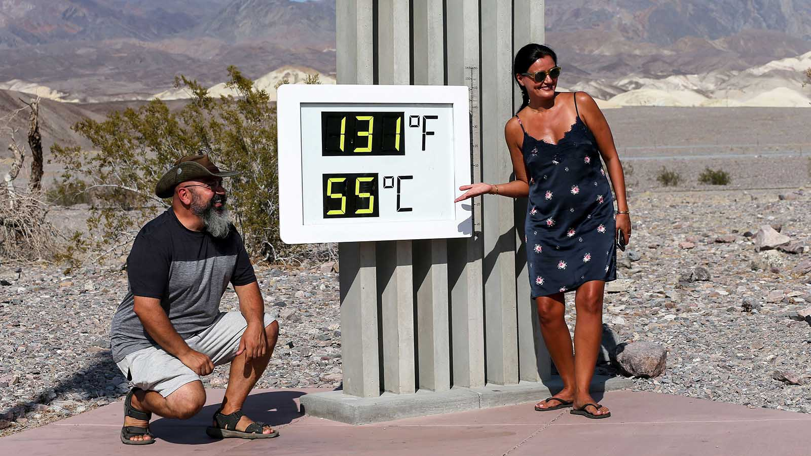 Inside Death Valley, the Hottest Place on Earth