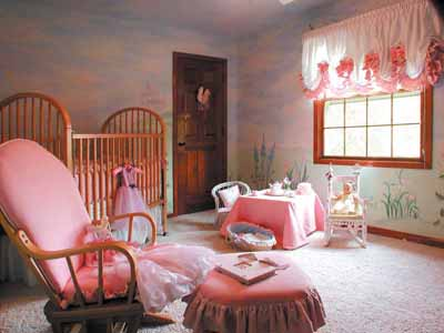 Wall Treatments for Kids' Rooms