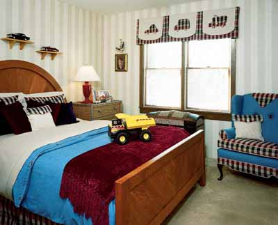 Window Treatments for Kids' Rooms