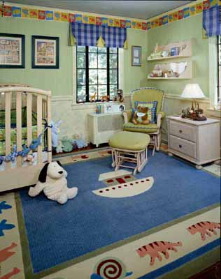 Comfort Issues When Decorating Kids' Rooms