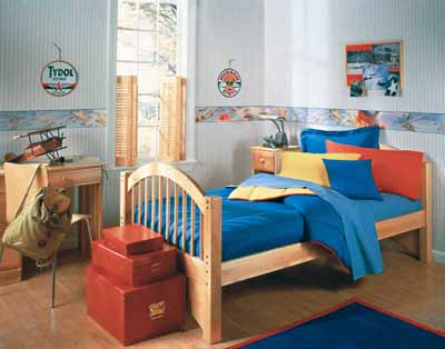 How to Choose Paint Color When Decorating Kids\' Rooms ...