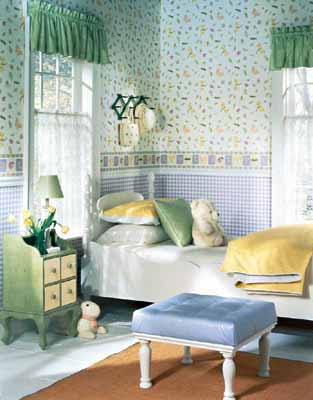How to Choose Paint Color When Decorating Kids' Rooms