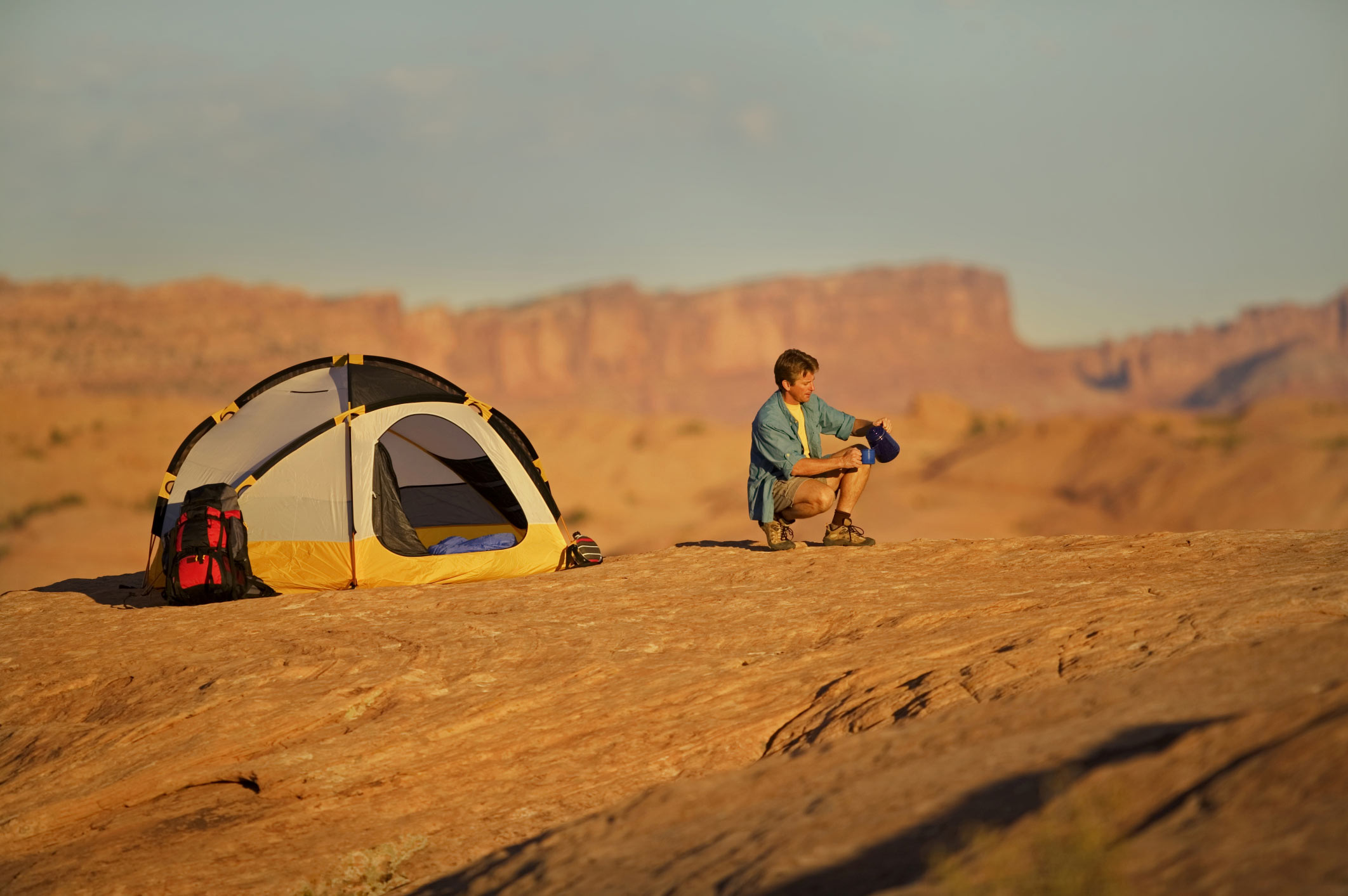 7 Amazing Places for Overnight Camping in UAE