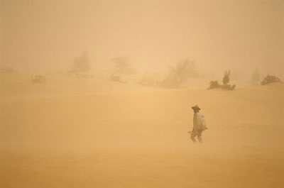 Dangers of the Desert: Flash Floods and Sandstorms - Dangers